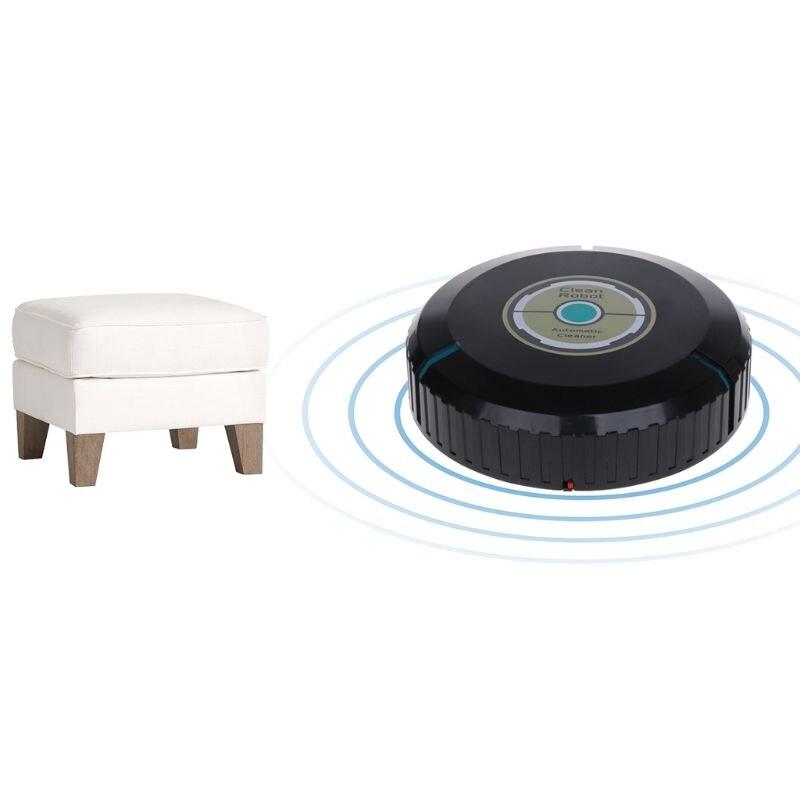 1PC Haushalt Robotic Staubsauger Kehr Roboter Automatische Reiniger Boden Wischen für Home Office Küche