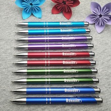 So cheap LOGO corporate pen gifts customized FREE your logo and text BY laser marking machine/cdr pdf format is better