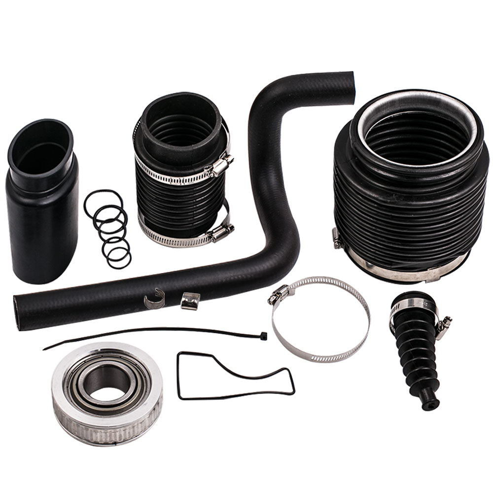 US $74 76 16% OFF|Transom Bellows Kit For Mercruiser Boat Bravo One Two & 3  Bellow Transom Seal W/ Gimbal Bearing Kit 30 803100T1 8M0095485-in Boat
