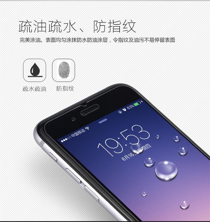 2 ცალი iPhone 8 7 მინისთვის iPhone SE - მობილური ტელეფონი ნაწილები და აქსესუარები - ფოტო 2