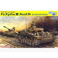 DRAGON 6431 Pz.kpfw.III Ausf N 1:35 Smart Model Kit