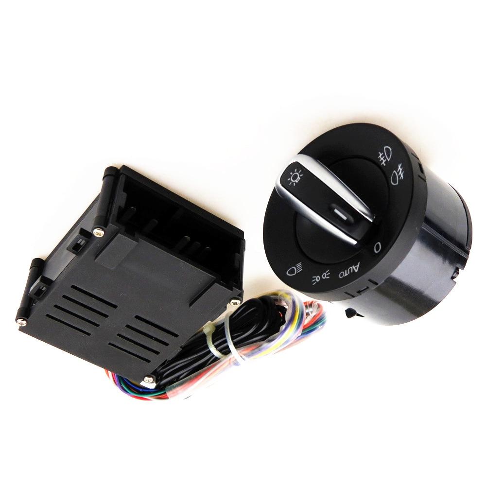 Hongge Automotive Chrome Headlight Switch And Sensor