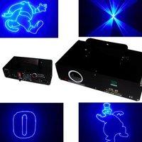 DMX 500 mW 450nm niebieski animacja światła laserowego disco bar DJ oświetlenie sceniczne