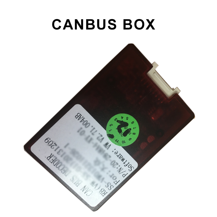 CANBUS BOX For LJHANG CAR DVD