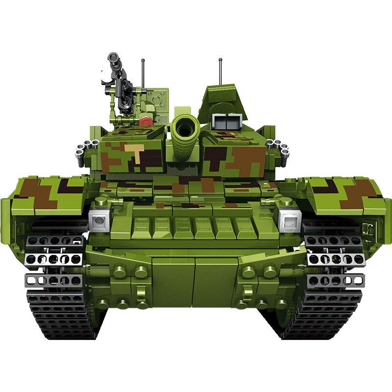 Assemblage de réservoirs, assemblage de blocs, réservoirs, canons, puzzles militaires, jouets modèles de bricolage, modèles de réservoirs, cadeaux