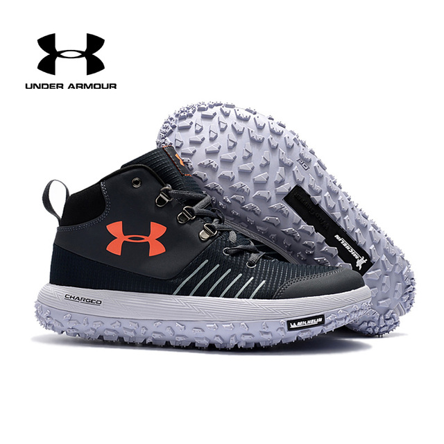 26d403467879 2018 New Under Armour Shoes AU Fat Tire 2 Running shoes Men zapatillas  hombre Breathable Cushioning Sneakers Man Sport Shoes