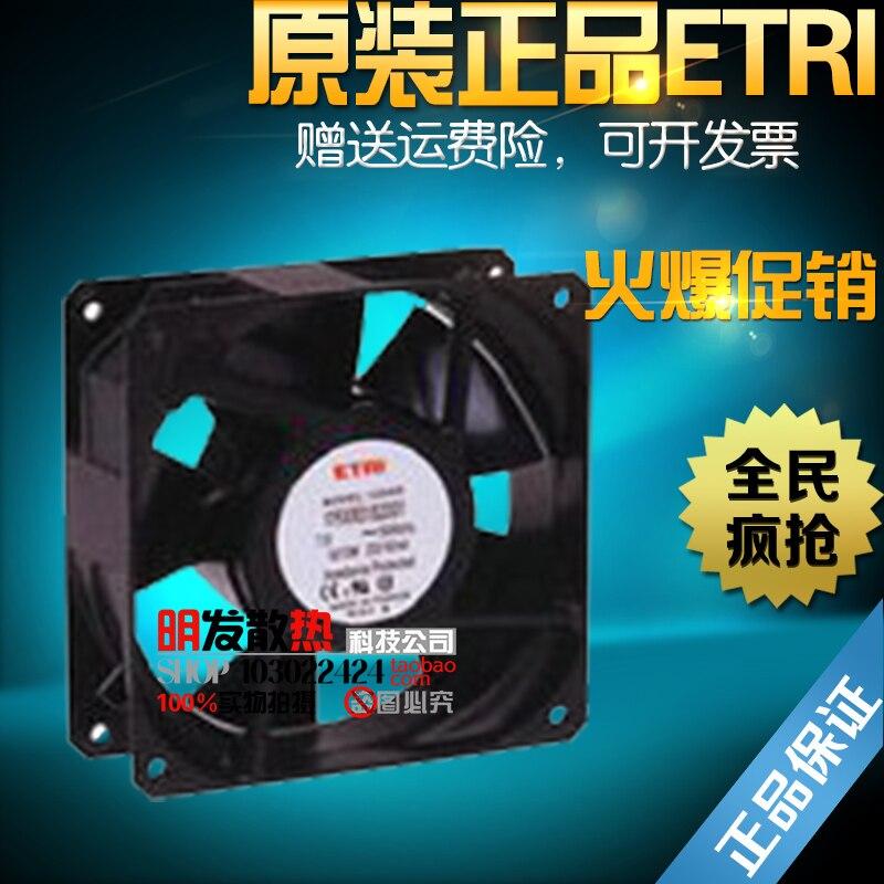 ФОТО 115V 120*120*38 125XR0182000 high-end equipment fan