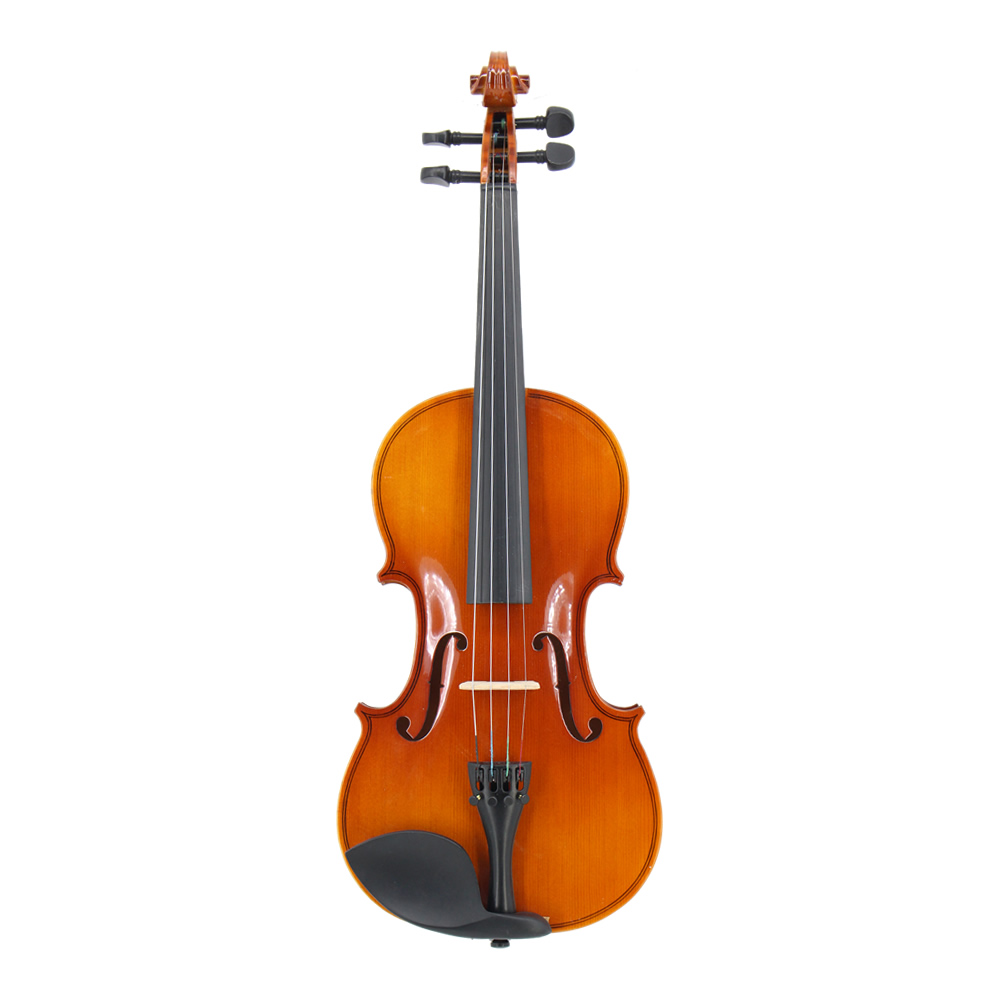 For Kids w/ Case Mute Bow Strings Students Beginner Acoustic Violin Oil Varnish Craft Stripe Solid Wood Violino Violin 4/4 3/4 for kids w case mute bow strings students beginner acoustic violin oil varnish craft stripe solid wood violino violin 4 4 3 4