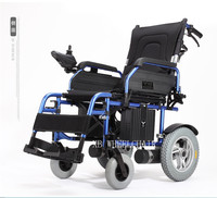 High Quality Lithium Battery Security Electric Wheelchair