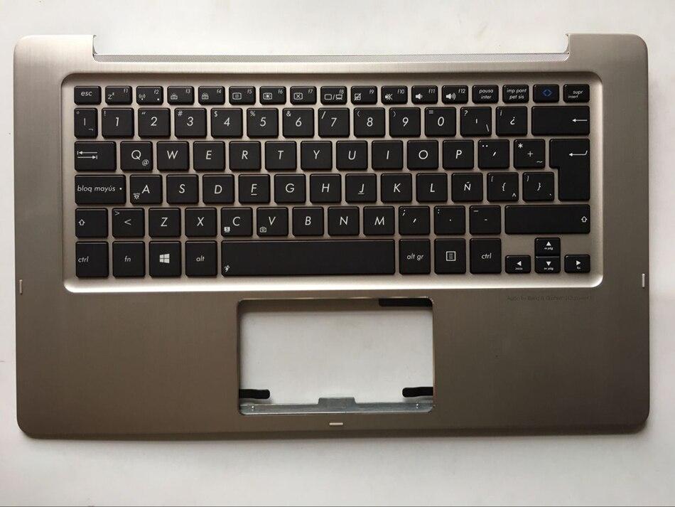 LA Latin clavier pour ASUS TX300 TX300CA clavier d'ordinateur portable rétro-éclairé noir avec LA disposition de LA coque