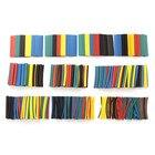 520Pcs 60mm 2:1 Polyolefin Heat Shrink HeatShrink Tube Tubing Kits Assorted Wrap Wire Kit RSFR-H 5 Colors