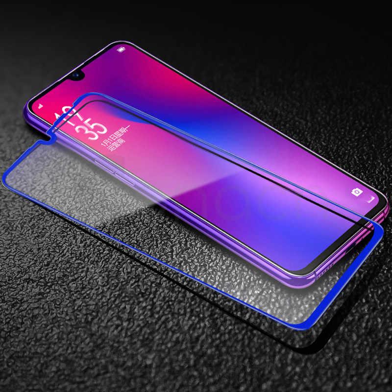 Cubierta completa de vidrio protector para Huawei Honor 10 8 9 Lite 20 V10 V9 Play V20 templado protector de pantalla película de vidrio