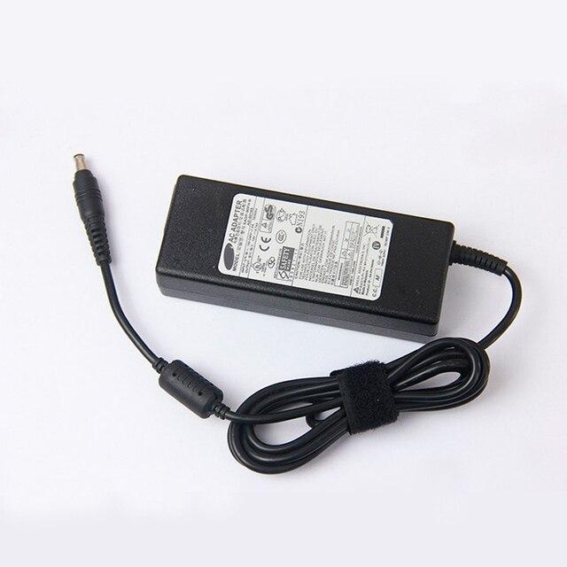 19 V 4.74A 90 W adaptador AC carregador de bateria 5.5 * 3.0 mm para SAMSUNG Np350v5c Np355v5c Np355e7c Np365e5c fonte de alimentação portátil