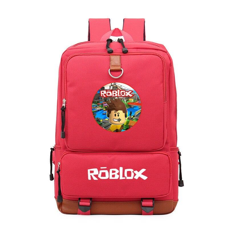 Qihong Game Casual Backpack For Teenagers Kids Boys Children Student School Bags Travel Shoulder Bag Unisex Laptop Bags
