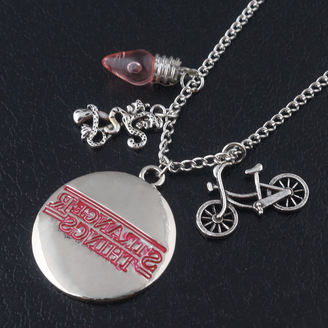 STRANGER THINGS NECKLACE