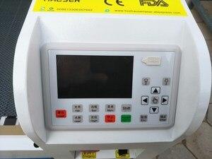 Image 3 - Gratis verzending 1060 100 w Co2 laser graveermachine 1000*600mm 110 V/220 V cnc laser graveur DIY laser markering machine