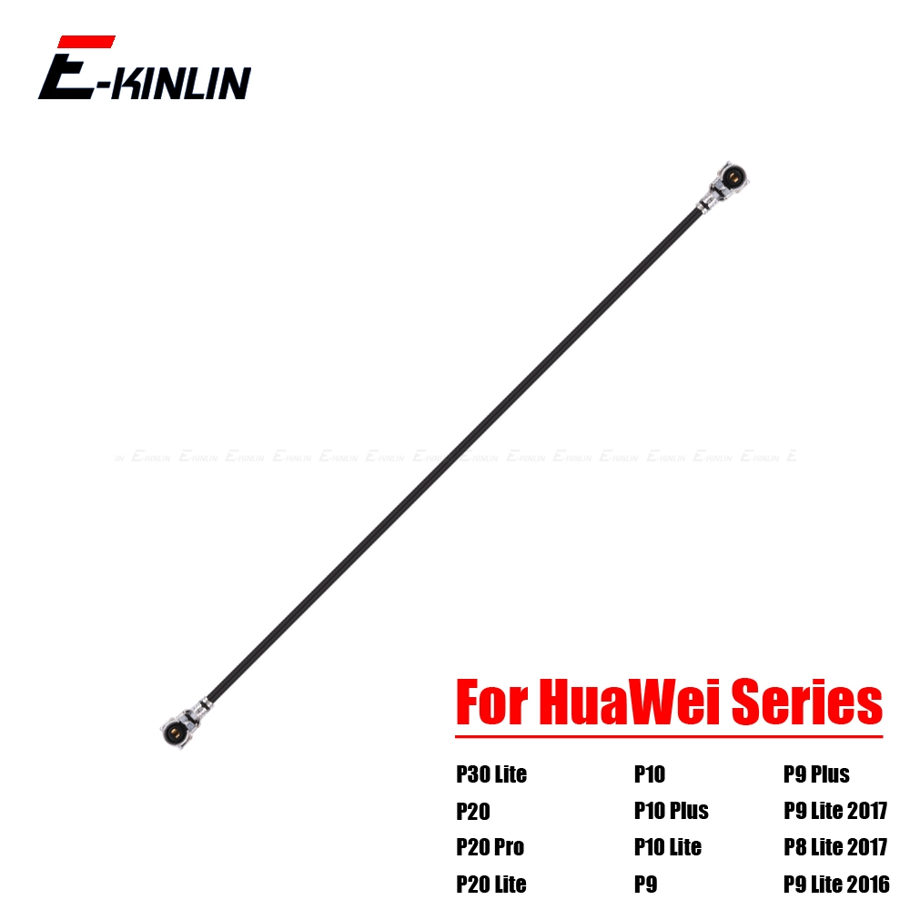 For HuaWei P30 P20 Pro P10 Plus P9 Lite Mini 2017 Wifi Antenna Connector Signal Flex Cable