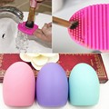 dorless Silicone Cleaning  Cosmetic Makeup Washing Brush Silica Foundation Makeup Cleaning Tool Beauty for makeup Brushes