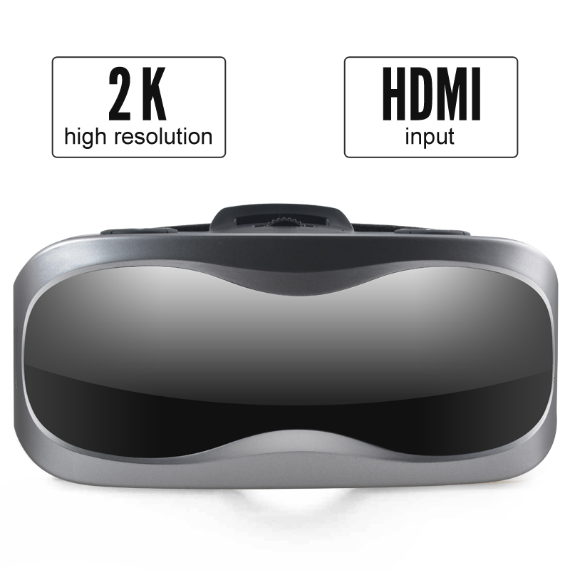 2017 Visionsky 3D VR Virtual Reality All in One Headset CPU RK3288 VR BOX Glasses HD 2K 2560*1440 Pix with Mini HDMI,Wifi 2017 fancyman 3d vr box all in one headset cpu rk3288 vr glasses screen ips 5 5inches tft 2k 2560 1440 pix with mini hdmi wifi