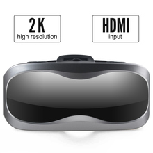 2017 Visionsky 3D VR Virtual Reality All in One Headset CPU RK3288 VR BOX Glasses HD 2K 2560*1440 Pix with Mini HDMI,Wifi