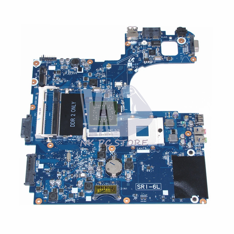 For Samsung NP-R60 R60 Laptop Motherboard BA92-05127A BA92-05127B DDR2 Free CPU ATI RS600ME ati rs600me 216mep6cla14fg