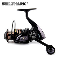 SEASHARK Spinning Fishing Reel 1000 2000 3000 4000 5000 6000 7000 Spinning Wheel Max Drag Force