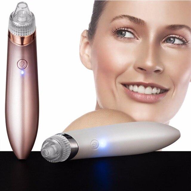 Clean facial skin