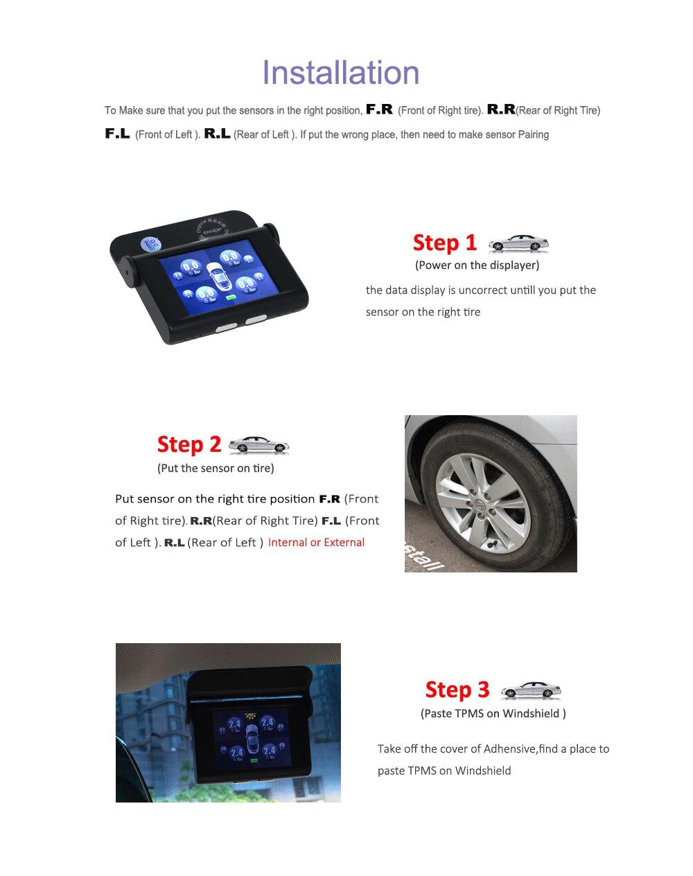 sensores mais Mobile carros 24