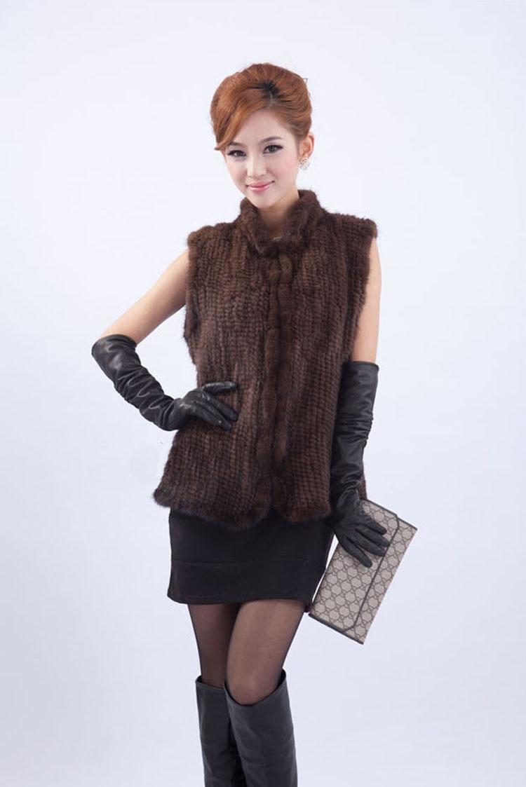 Νέες αφίξεις γνήσιο γούνινο γούνινο - Γυναικείος ρουχισμός - Φωτογραφία 3