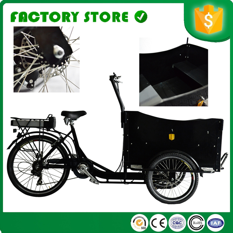 Free Shipping By Ses CFR Loading 200kg Cargo Bike Pickup Truck Crane Three Wheel Cargo Tricycle For Sale In Philippines Malaysia