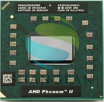 AMD PHENOM II N620 HMN620DCR23GM A Central Processor Cpu Laptop Socket S1 2.8G 2M Dual Core N 620