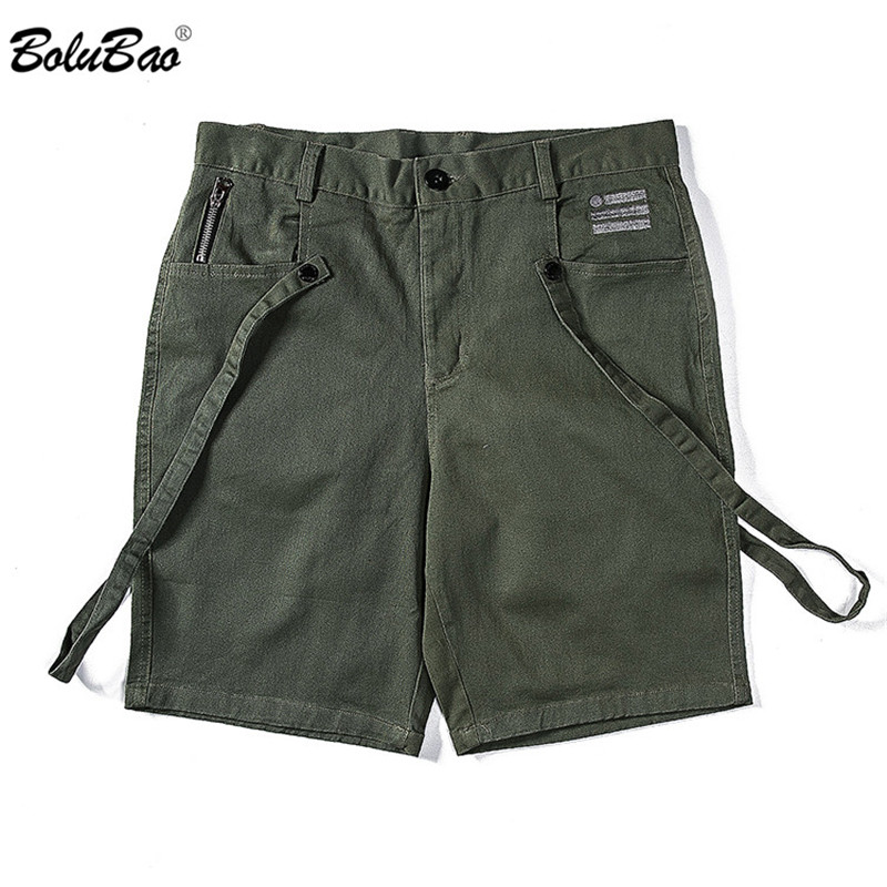 BOLUBAO 2018 Summer Men Short Pant Casual Short Mens Joggers Printed Sexy Shorts Elastic Waist Hip Hop Beach Streetwear