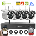 - WIFI CCTV System 4ch HD Wireless NVR kits bullet IP Camera 960P CCTV Camera Home Security System video Surveillance Kits [35]