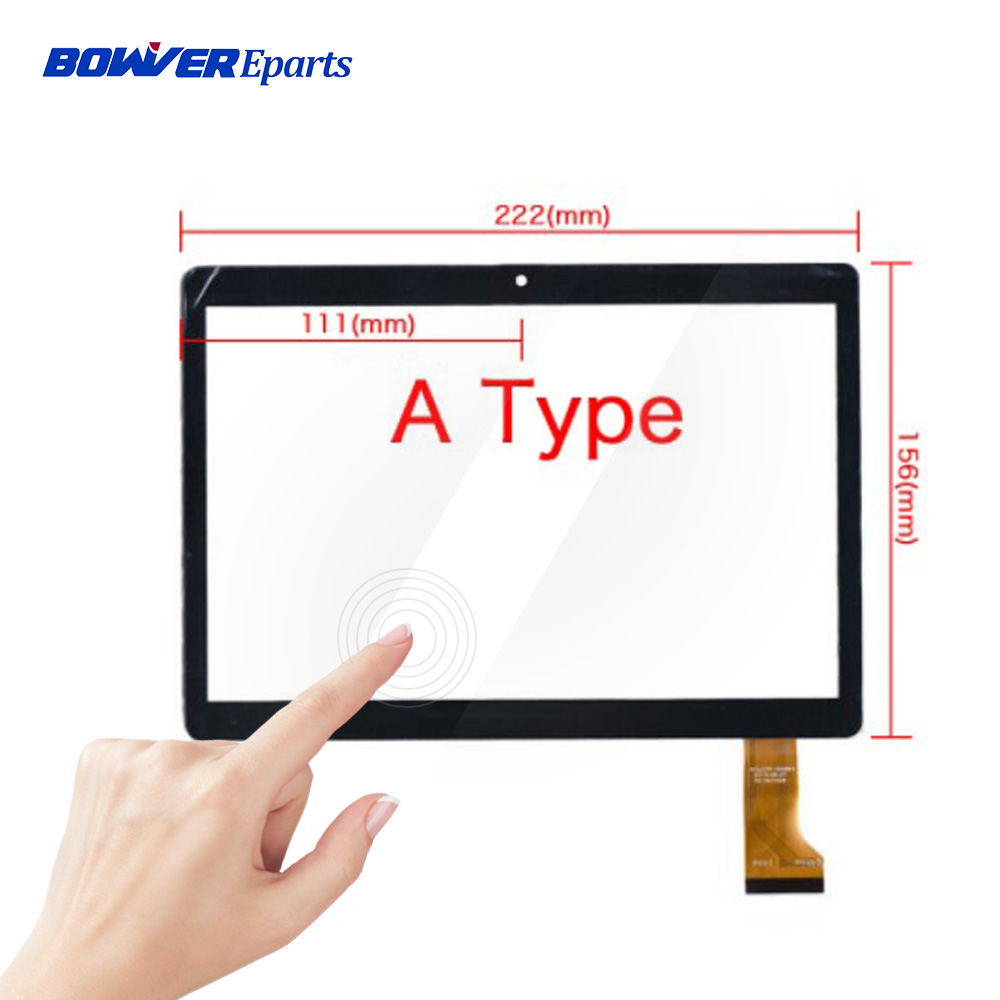A+  Touch Screen Digitizer For Digma Plane 9507M 3G PS9079MG Tablet Outer Touch Panel Glass Sensor Replacement
