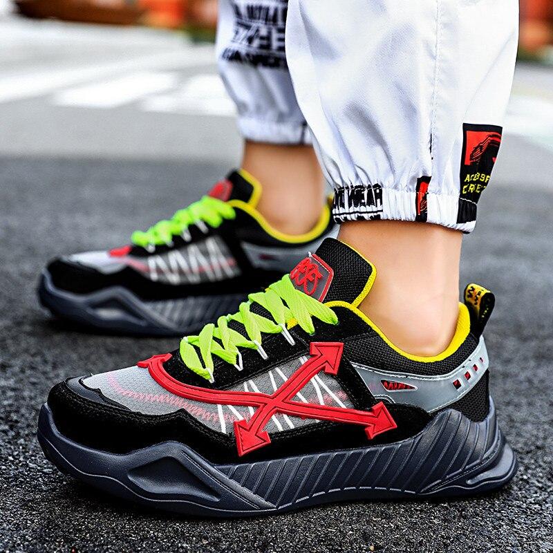 Men/'s Baskets Summer Mesh Respirant Semelle Souple Chaussures Athlétique Sports Baskets