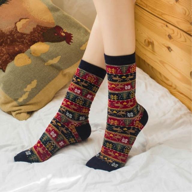 [WPLOIKJD] Japanese Vintage Stripe Cotton Socks Alone Street Creative Socks Women Fashion Odd Future Calcetines Cutting Girl 4