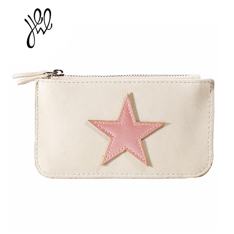 Fashion Star Key Wallet Mini Soft PU Leather Purses Girls' Small Wallets Cute Key Coin Purse Brand Holder Key Pouch Short 500547 cute cats coin purse pu leather money bags pouch for women girls mini cheap coin pocket small card holder case wallets
