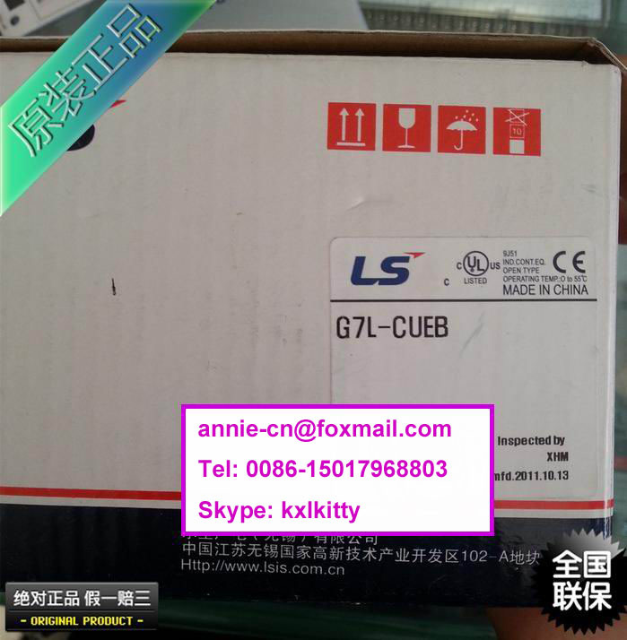 ФОТО G7L-CUEB   100% New and original  LS(LG) PLC  RS-232C Communication unit (Modem function available)
