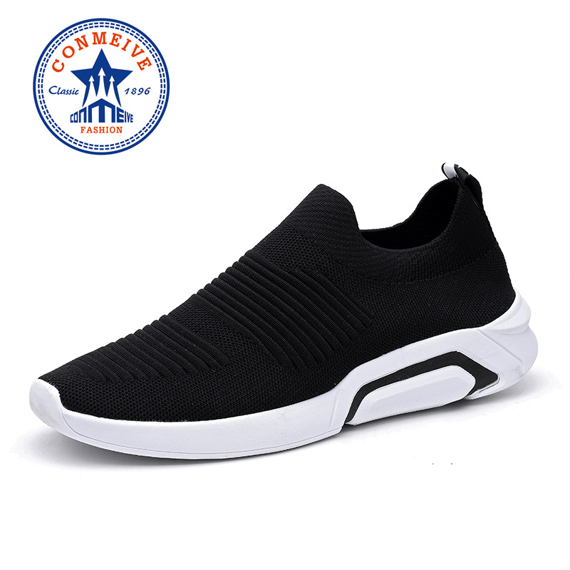 Cushioning Running Shoes 2018 Spring and Summer Breathable Mesh New Man Sneakers Male Outdoor Jogging Light Sport Shoe for MenCushioning Running Shoes 2018 Spring and Summer Breathable Mesh New Man Sneakers Male Outdoor Jogging Light Sport Shoe for Men