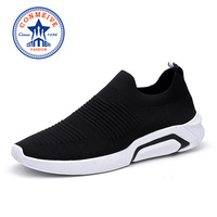 Cushioning Running Shoes 2018 Spring and Summer Breathable Mesh New Man Sneakers Male Outdoor Jogging Light Sport Shoe for Men