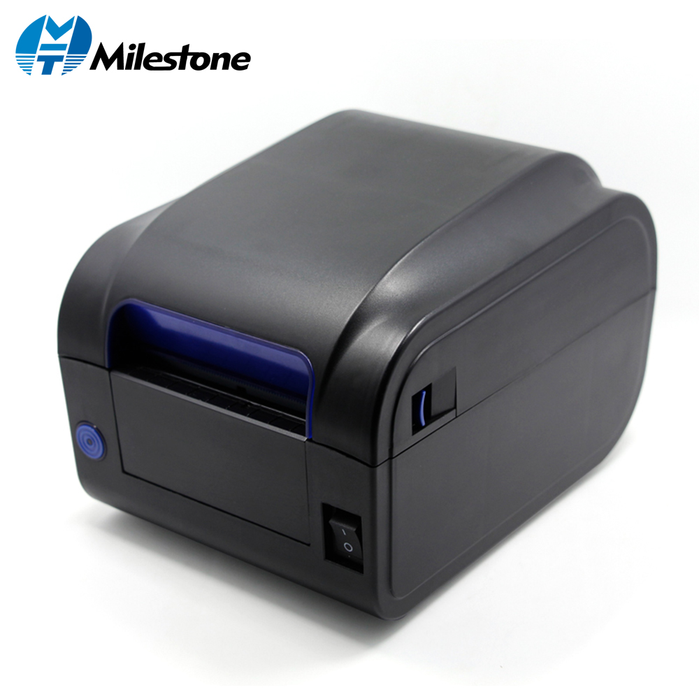 Milestone High Quality POS Printer MHT-P80A Desktop Connected Thermal Receipt Printer 80mm Cheap Thermal Printer цены