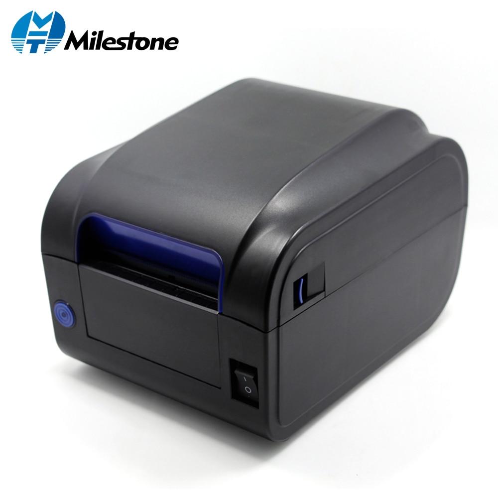 Milestone High Quality POS Printer MHT-P80A Desktop Connected Thermal Receipt Printer 80mm Cheap Thermal Printer