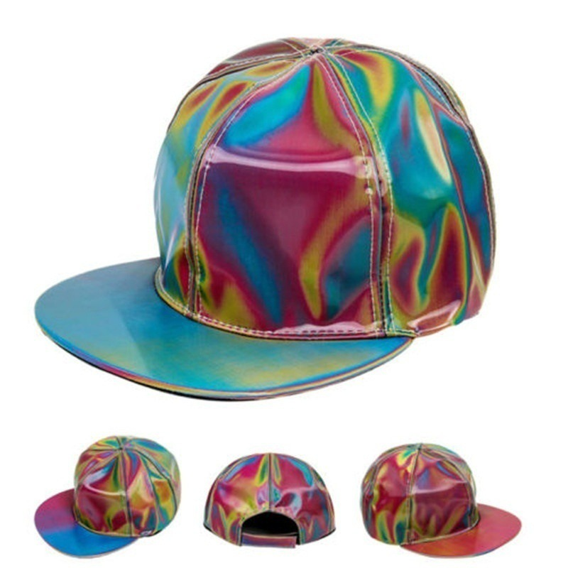 BACK TO THE FUTURE   CAP   hat Rainbow   Cap   Adjustable Color Changing G-Dragon   baseball     cap