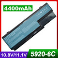 4400mAh laptop battery for Acer AS07B41 AS07B51 for Aspire 5930G 5940 5942 6530 6530G 6920 6920G 6930 6930G 6935 6935G 7220 7230