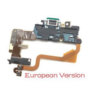 Image 3 - 10 قطعة/الوحدة ، ل LG G7 Thinq G710 موصل هيكلي مايكرو شاحن يو اس بي شحن ميناء فليكس كابل مجلس مع ميكروفون استبدال أجزاء