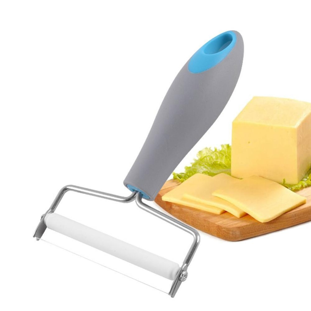 TOPINCN 304 Stainless Steel <font><b>Cheese</b></font> Fruit <font><b>Slicer</b></font> Grater Knives Peeler <font><b>Wired</b></font> <font><b>Cheese</b></font> Butter Kitchen Tools Wholesale image