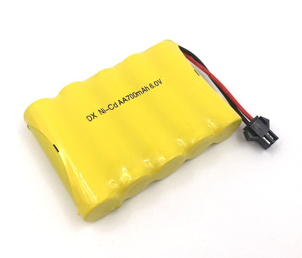 2016 Nova Ni-HM 6V 1800mah AA baterija za električnu igračku - Igre i pribor - Foto 1