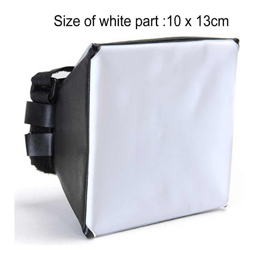 GosearภาพแฟลชDiffuser Light Diffuserกล่องDifusorแฟลชสำหรับCanon Nikon SONYกล้องแฟลชSoftbox