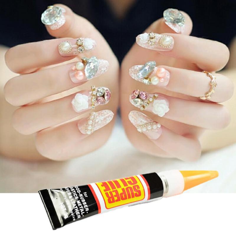 Pro Nail Designs: 2017 Professional False Nail Gel Polish Glue Manicure Tool