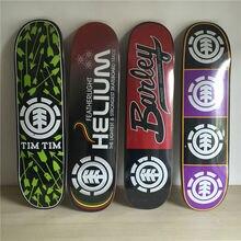 Original USA ELEMENT Brand Pro Skateboard deck 8″x31.625″made by Canadian Maple Wooden Street Skateboarding for SK8ERS
